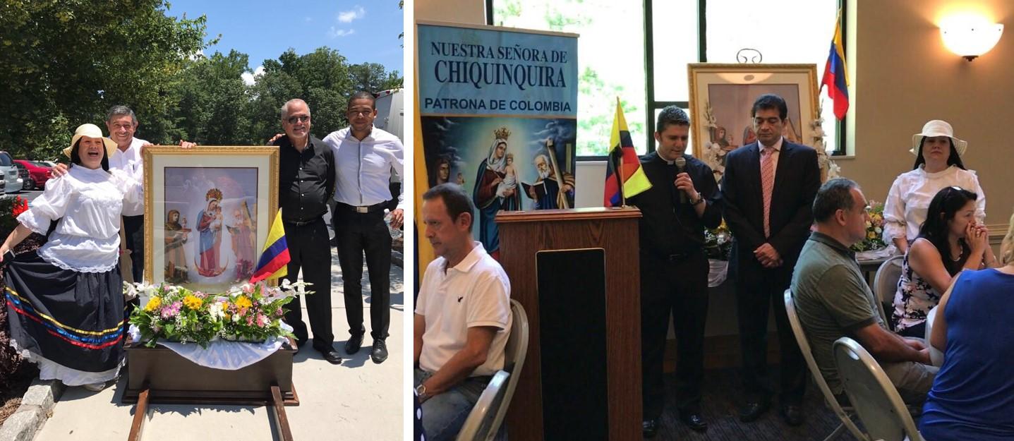 a9aa33dd5e El Consulado de Colombia en Atlanta inició las celebraciones de la  Independencia Nacional con música tradicional