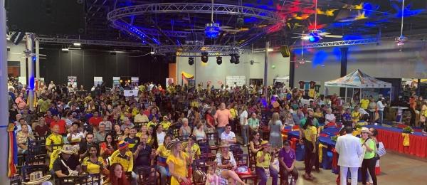 El Consulado de Colombia en Atlanta conmemoró el 20 de Julio con muestras culturales y sabores