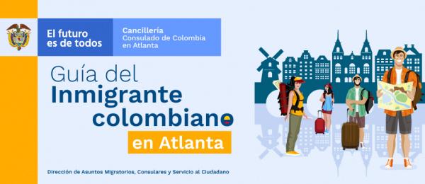 Guía del inmigrante colombiano en Atlanta