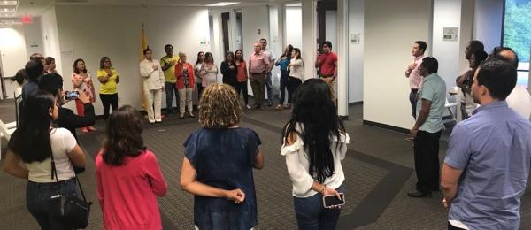 Consulado de Colombia en Atlanta concluyó la Consulta Anticorrupción 2018