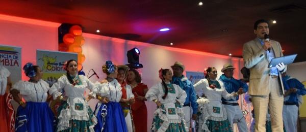 El Consulado de Colombia en Atlanta celebró el Día de la Independencia Nacional con bailes tradicionales y música vallenata