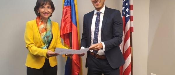 Nueva Cónsul de Colombia en Atlanta tomó posesión de su cargo