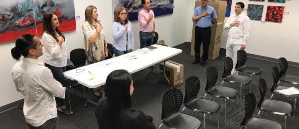 Inició la jornada electoral presidencial 2018 para la segunda vuelta en el Consulado de Colombia en Atlanta