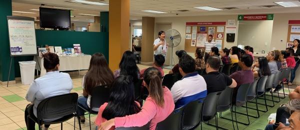 Consulado de Colombia participó en la Primera Feria Latinoamericana de Servicios de Salud
