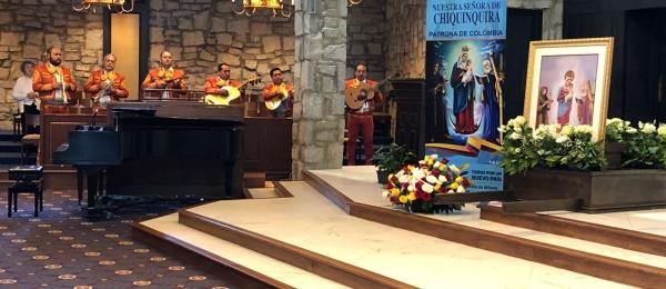 El Consulado de Colombia en Atlanta conmemoró el Día de Nuestra Señora de Chiquinquirá