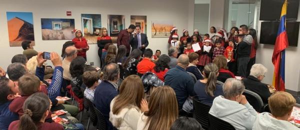 El Consulado de Colombia en Atlanta invita a los connacionales a participar de las novenas que iniciaron este fin de semana